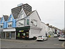 NZ4920 : Baker Street, Middlesbrough by Malc McDonald