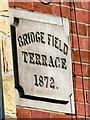 SJ9395 : Bridge Field Terrace 1872 by Gerald England