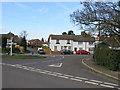 TQ4859 : Knockholt Pound village centre by Malc McDonald