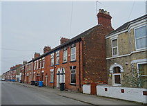 TA0830 : Terraced housing on Ryde Street, Hull by JThomas