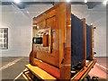 SE1438 : The 'Big Big Camera' at Salts Mill by David Dixon