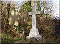TG2408 : The grave of William J Gale by Evelyn Simak