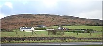 J0718 : Vehicles on the Edentober Road viewed from the former ROI Customs depot on the R132 by Eric Jones