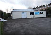 ST2896 : TS Kittiwake, Cwmbran by Jaggery