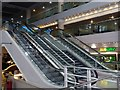 SP0686 : Escalators in the ICC by Philip Halling