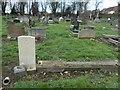 SE3121 : Commonwealth war grave in Alverthorpe churchyard [3] by Christine Johnstone