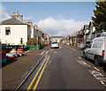 NH6645 : Denny Street, Crown by Craig Wallace
