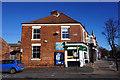 TA0829 : Alternative Heritage Blue Plaque by Ian S