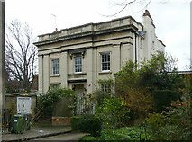 SO8318 : Picton House, Wellington Parade, Gloucester by Alan Murray-Rust