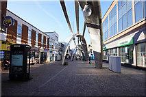 SD3036 : Birley Street, Blackpool by Ian S