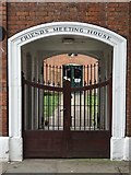 SO8318 : Friends Meeting House by Philip Halling