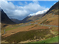 NN1756 : Pass of Glencoe by Robin Drayton