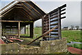 H6058 : Open shed, Tullylinton by Kenneth  Allen
