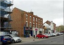 SO8318 : 22, 20, 18, Worcester Street, Gloucester by Alan Murray-Rust