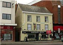 SO8318 : Northend Vaults, Northgate Street, Gloucester by Alan Murray-Rust