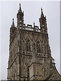 SO8318 : Gloucester Cathedral tower by Rudi Winter