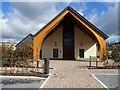 SO9947 : The Vale Crematorium by Philip Halling