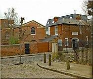 SO8318 : Gloucester : Friends' Meeting House by Julian Osley