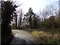 TM2669 : Dennington Road, Brundish by Adrian Cable