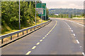 S5613 : N25 Waterford Bypass approaching Junction W2 by David Dixon