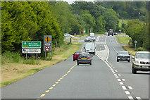 S4408 : N25, Carroll's Cross Roads by David Dixon