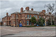 SO8318 : Royal Gloucestershire Hospital - Leadon House by Ian Capper