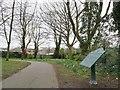 SO9496 : Park Corner by Gordon Griffiths
