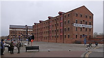 SO8218 : North Warehouse, Gloucester Docks by Rudi Winter