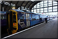 TA0928 : Scotrail train at Hull Interchange by Ian S