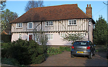 TQ7299 : Gascoignes Farmhouse, West Hanningfield (Listed Building) by Roger Jones