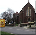 SX8960 : West side of St Andrew's Church, Paignton by Jaggery