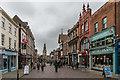 SO8318 : Westgate Street by Ian Capper