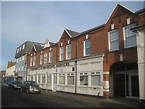 TM1714 : Clacton-on-Sea: The former Imperial Hotel by Nigel Cox