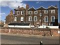 TF6119 : The Bank House in King's Lynn, Norfolk by Richard Humphrey