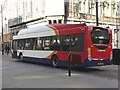NZ3957 : Biogas-fuelled bus in Fawcett Street by Oliver Dixon