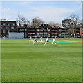 TL4557 : Fenner's: the first ball of the 2019 season by John Sutton