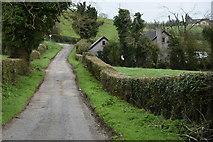 H6056 : Ballynasaggart Road by Kenneth  Allen