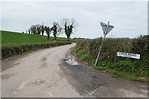 H6056 : Sess Road, Carran by Kenneth  Allen