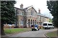 TF3287 : Foundation House, King Edward VI Grammar School by M J Roscoe