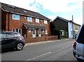 ST1190 : Brick semis, Commercial Street, Senghenydd by Jaggery