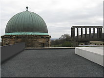 NT2674 : Edinburgh City Observatory by M J Richardson