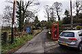 SK0682 : Former telephone kiosk, Wash by Ian S