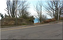 NO4102 : Track to Drum Park, Lower Largo by Bill Kasman