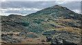 SH8237 : North east approach to Arenig Fawr summit by Nigel Brown