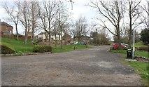 NO4102 : Rough car park, Lower Largo by Bill Kasman