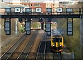 SK5638 : Pulling away from Nottingham Station by Alan Murray-Rust