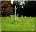 SU1868 : Preshute War Memorial, Marlborough by Jaggery