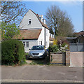 TL4856 : Cherry Hinton: on Mill End Road by John Sutton