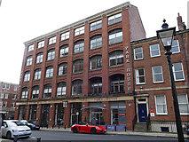 SE2933 : Park House, Park Square West, Leeds  by Stephen Craven