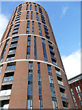 SE2933 : Candle House, Wharf Approach, Leeds by Stephen Craven